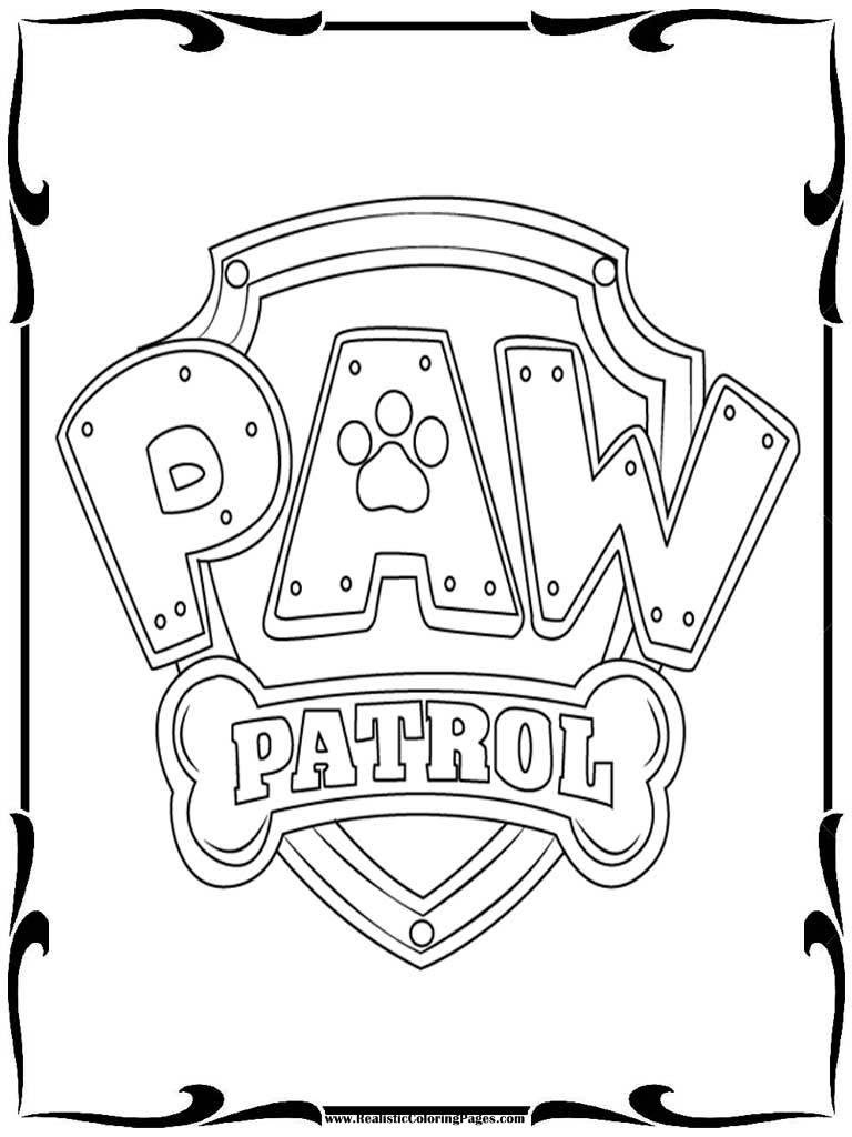 Paw Patrol Coloring Pages Pdf at GetDrawings | Free download