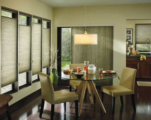 Window Treatment Options for Sliding Glass Doors - Allied Drapery | 408-293-1600