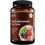 plnt - Meal Replacement Plant Protein - Vanilla (28 Servings) - Plant Based Blends