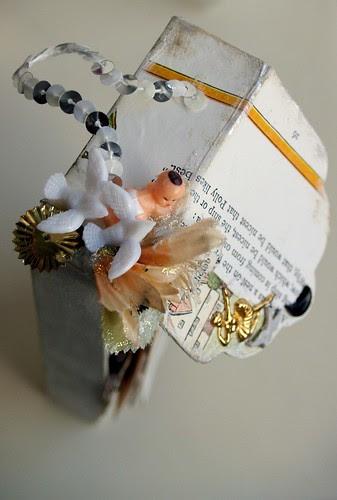 Gauche Alchemy 'Shrine in a Box' kit project peek