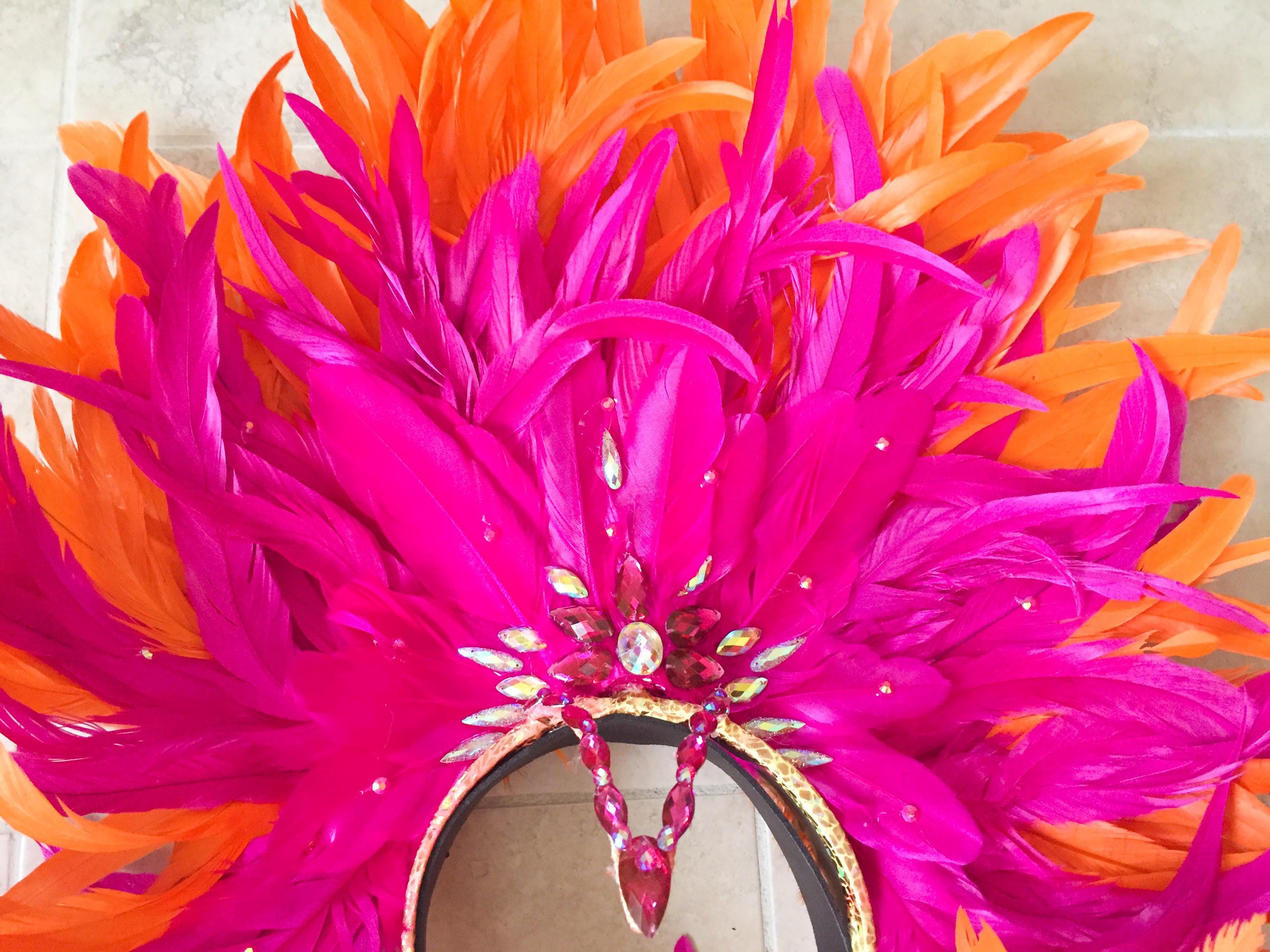 trinidad carnival 2017 a peek at my costume  island