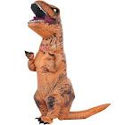 Rubie's Costume Child's Jurassic World T-Rex Inflatable Costume, Brown
