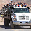 Photo of the Day: Smuggling Riders Into Bootleg Canyon | News | mountain-bike-action