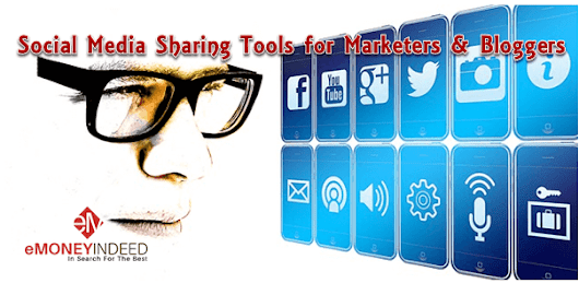 Social Media Sharing Tools for Marketers & Bloggers 2016