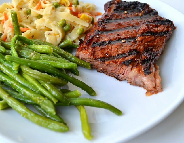 Weeknight Steak
