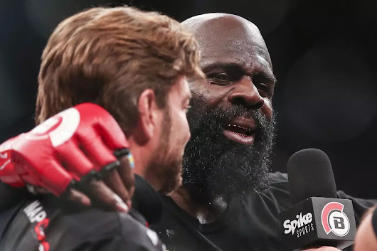 Another Legend Gone R.I.P Kimbo Slice 1974-2016