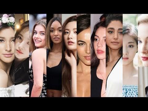 Inilah Daftar 10 Wanita Tercantik di Dunia Versi Tc Candler 2017