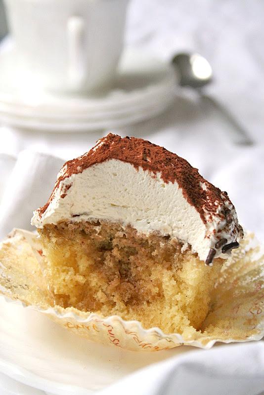 Martha's Tiramisù Cupcakes