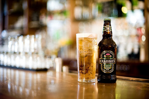 Crabbie's Ginger Beer Reaches Hawaii