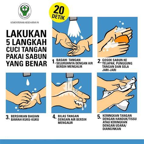 ayo biasakan cuci tangan pakai sabun pemerintah daerah