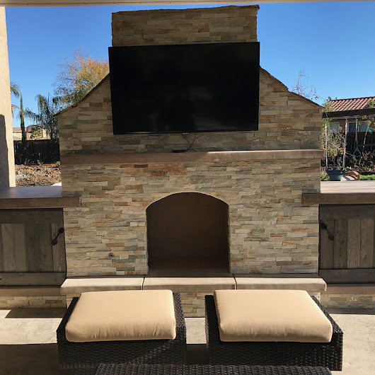 Outdoor Fireplace or Fire Pit? - McCabe's Landscape Construction