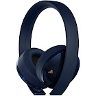 Sony 500 Million Limited Edition Gold Wireless Headset - PlayStation 4 -Translucent Blue