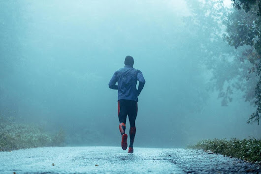 5 Pro Tips for Running in the Rain