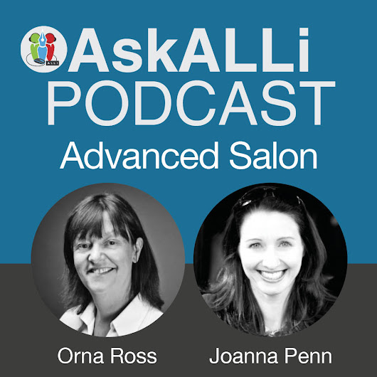 Self-Publishing Across Different Genres: AskALLi Advanced Self-Publishing Salon July 2018 with Orna Ross & Joanna Penn