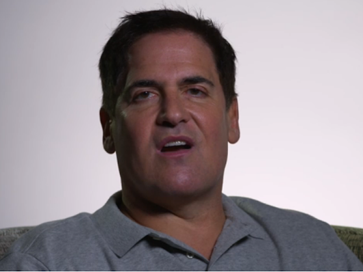 MARK CUBAN: 'The Student Loan Bubble Is Going To Burst'