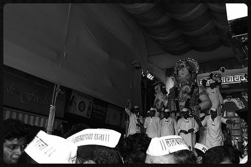 Lalbagh Chya Raja by firoze shakir photographerno1