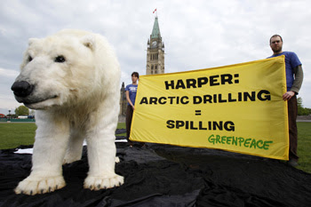 Tell Stephen Harper: No Arctic Oil