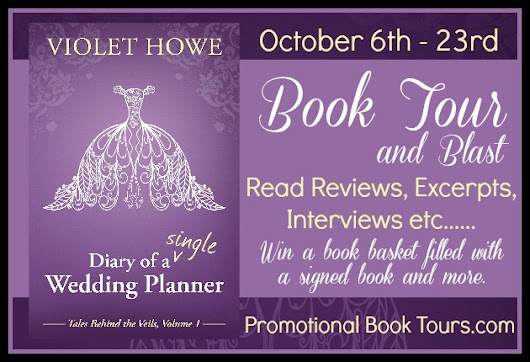 Diary of a Single Wedding Planner by Violet Howe - Review
