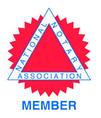 Proud Member of National Notary Association