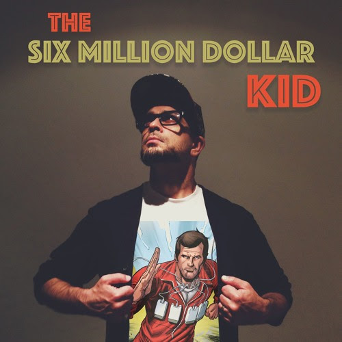 Bobby Aazami - The Six Million Dollar Kid by Bobby Aazami