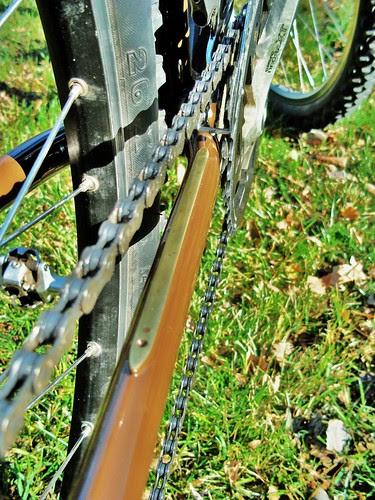 Brass Chain Plate