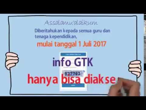 Materi Panduan lengkap Komunitas SIM PKB Guru Pembelajar 2017