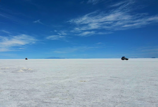 Uyuni Salt Flats: El Salar de Uyuni Tour in Bolivia - Tales of a Backpacker