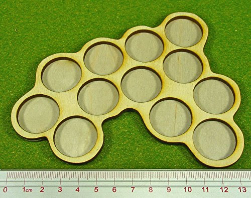 Horde Tray 12-25mm circles (1)