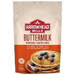 Arrowhead Mills Buttermilk Pancake & Waffle Mix - 26 oz Bag