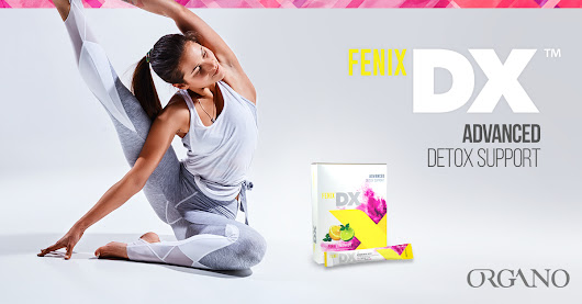 How FENIX DX™ can help the body's natural detox process