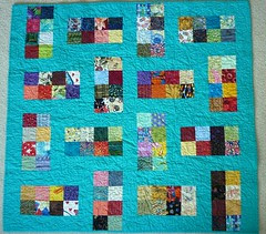 Baby love quilt