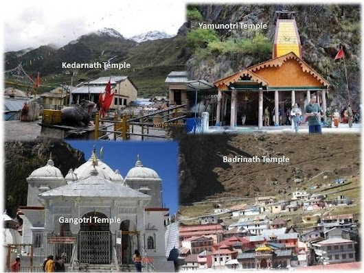 Chardham Yatra Travel Guide & Tips