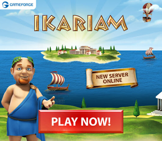 Get Started on the New Ikariam Server!