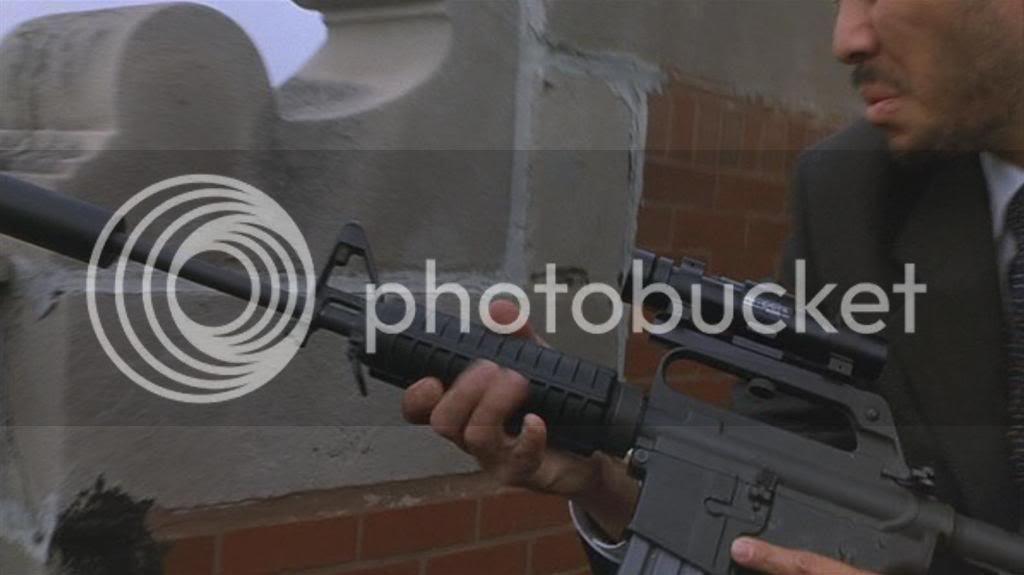 Colt carbine