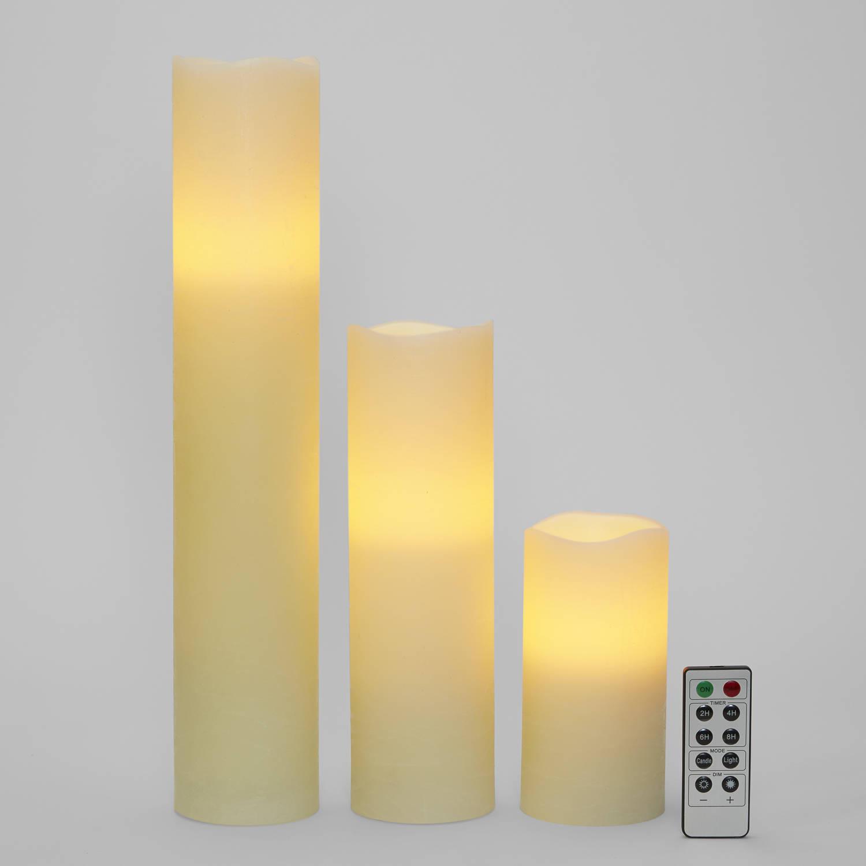 Lights.com | Flameless Candles | Pillar Candles | Tall ...