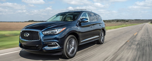 Baker Motor Company Stocks the 2017 QX60 - Baker Motor Company