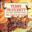 REVIEW | Terry Pratchett - The Colour of Magic (Discworld #1)