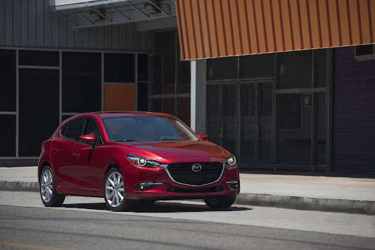 Mazda3 Named #1 on Kelley Blue Book's 2017 10 Coolest Cars Under $18,000 for the Fourth Year in a Row | Inside Mazda