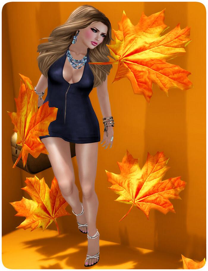 Falling Leaves 1