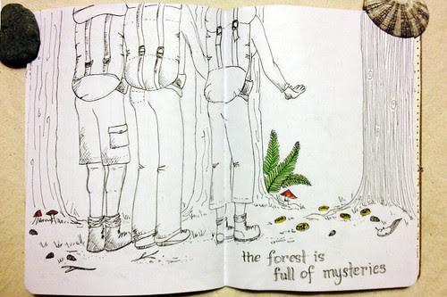 sketchbook / page 16