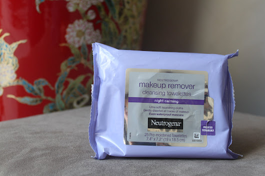 Australian Beauty Review: Neutrogena Makeup Remover Cleansing Towelettes