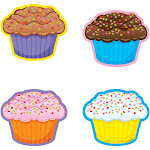 Cupcakes/Mini Variety Pack Mini Accents - Trend Enterprises