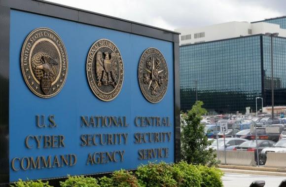 Oficinas de la Agencia de Seguridad Nacional de Estados Unidos, el 6 de junio de 2013. Foto: AP