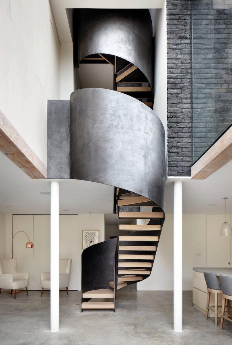 Escadas incrivelmente projetadas que estão um degrau acima das demais 05