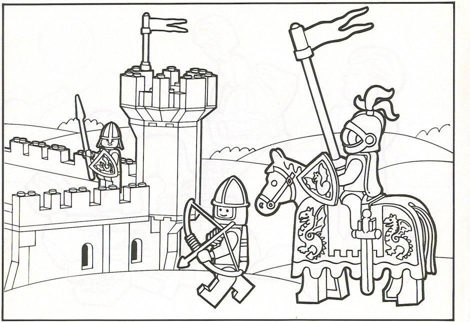 ausmalbilder lego lkw  x13 ein bild zeichnen