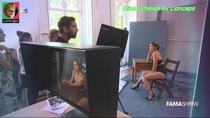 Diana Chaves sensual em sessão fotografica