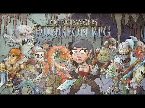 Dungeon RPG - Fantasy Role Playing