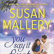 Review: 'You Say It First' (Happily Inc #1) by Susan Mallery