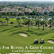 5 Tips For Buying A Golf Course Home