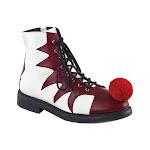 Men's Funtasma Evil Clown Shoes